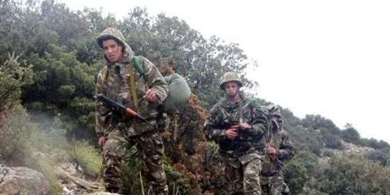 Cinq éléments de soutien aux groupes terroristes arrêtés