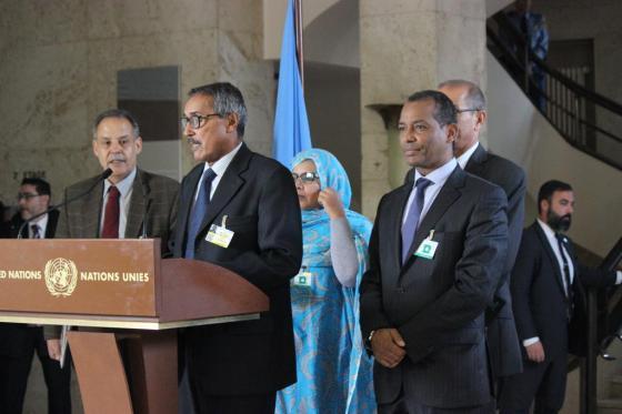 Sahara Occidental….L'heure n'est plus au roupillon