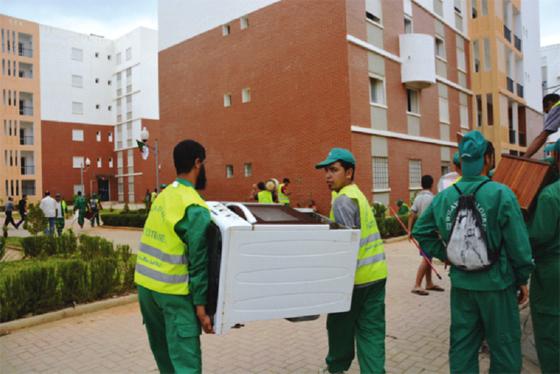 Plus de 1 000 familles relogées dans 6 nouvelles cités