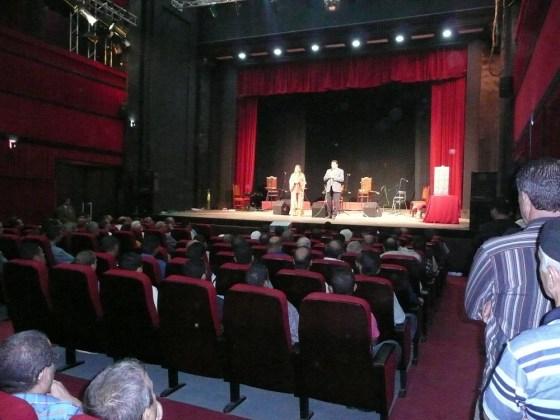 Festival du théâtre comique: la Grappe d'or au « Brossi»