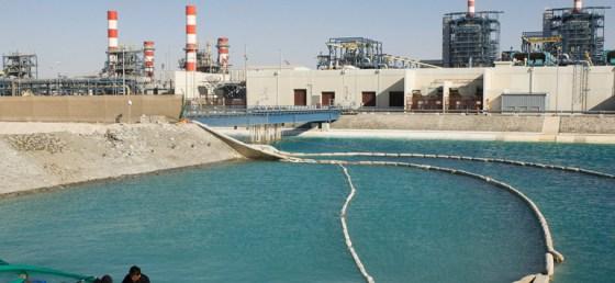 Le dessalement de l'eau de mer : une option contre la sécheresse