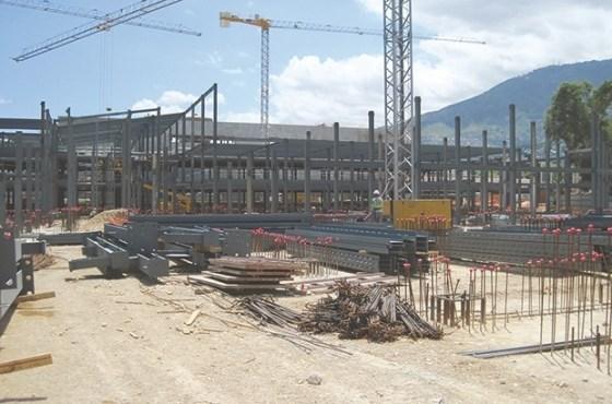 Le nouvel hôpital de Tablat réceptionné avant mars 2019