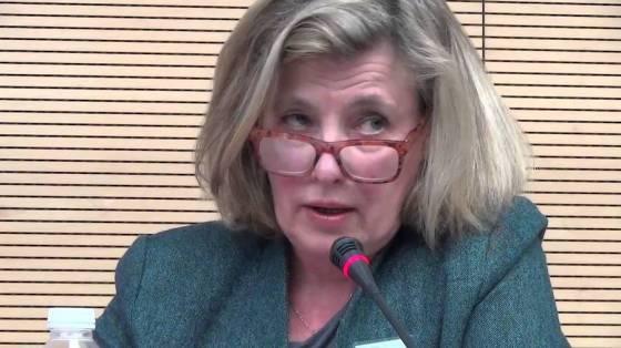 L'eurodéputée Patricia Lalonde contrainte à la démission