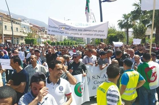 Une marche à Bejaïa pour la libération de l'investissement