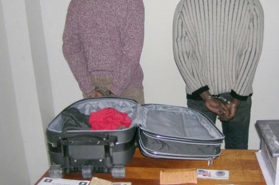 Deux dealers arrêtés à Constantine