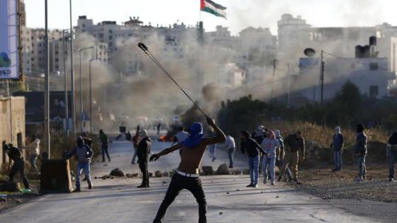 Nouvelle intifadha à l'horizon?