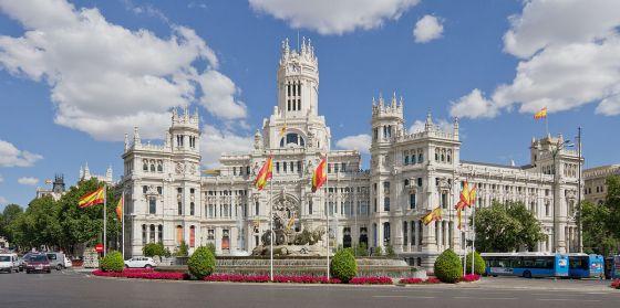 Madrid où le moderne fusionne avec l'ancien