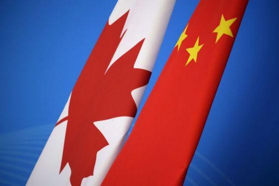 Arrestation d'un troisième Canadien en Chine