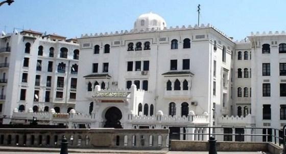 L'hôtel Cirta livré avant juin 2019