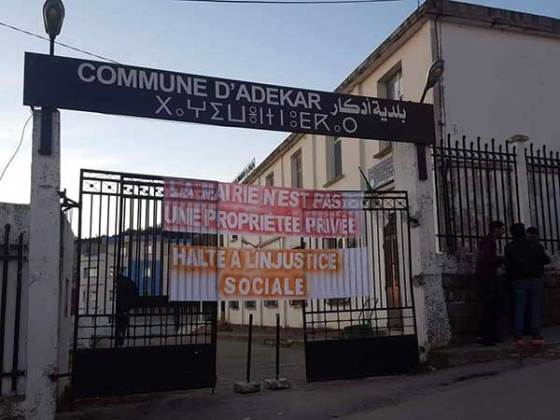 Béjaia:Des postulants aux aides financières du logement Fonal en colère