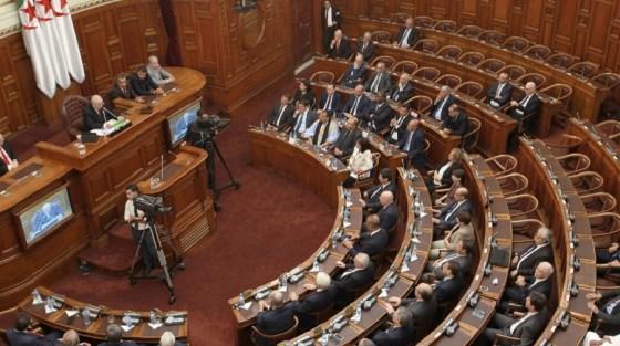 Sénatoriales: Le FLN dominateur, le RND affaibli