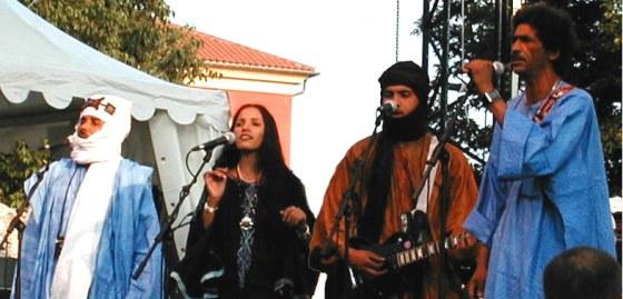 Des problèmes techniques font capoter les concerts des Tinariwen