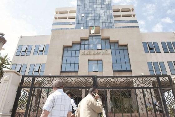 Le procès du SG de la cour d'Alger se tiendra sous peu