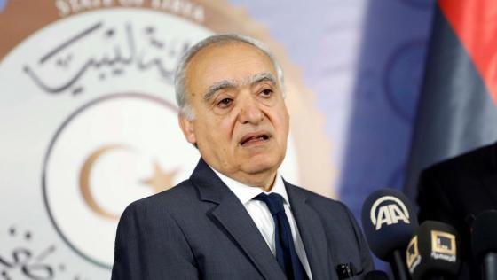 Le représentant de l'Onu pour la Libye à Alger