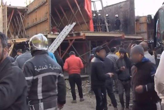 Trois morts et des blessés dans un chantier à Rahmania