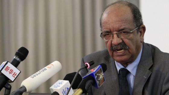 Messahel : L'Algérie toujours engagée dans la lutte contre le terrorime