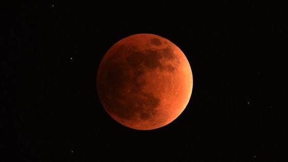 Eclipse totale de la Lune le 21 janvier