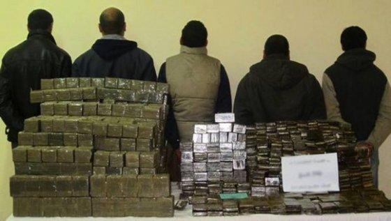 Un réseau de trafic de cocaïne tombe à Alger