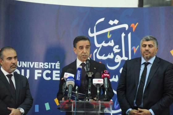 Haddad : «Les relations algéro-américaines sont solides»