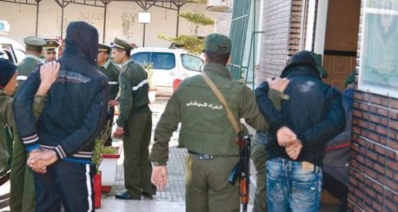 Arrestation de trois dangereux criminels à tizi ouzou