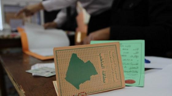 Présidentielle: Révision exceptionnelle des listes électorales