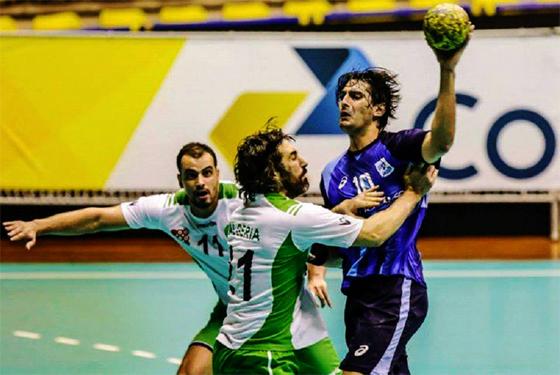 L'Algérie s'incline devant l'Argentine (15-27)