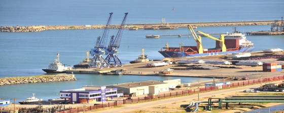 Extension du port pétrolier de Skikda: Les Chinois arrachent le marché