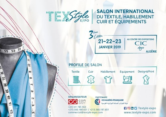 Salon international du textile 2019