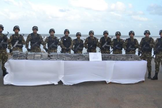 Plus de 300 kilos de cocaïne découverts à Skikda