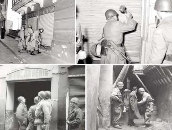 62e anniversaire de la grève des huit jours