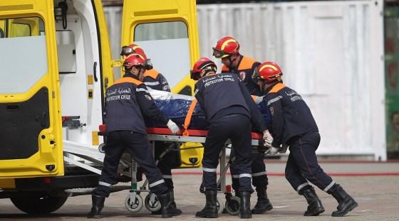 Pompier disparu à Bouira : Les recherches se poursuivent