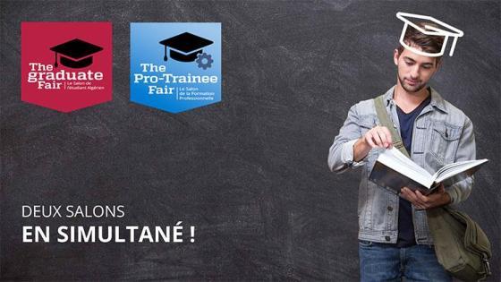 Salon de l'étudiant « The Graduate Fair » : Un concours est prévu pour cette 9e édition