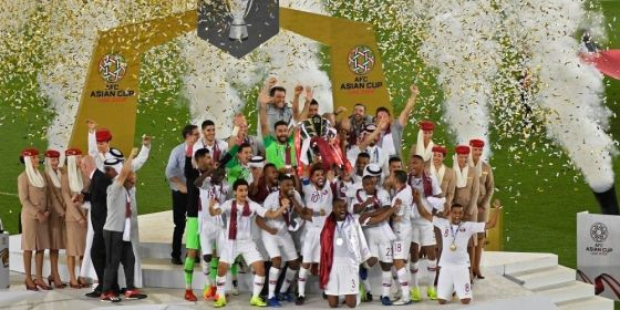 Le Qatar remporte sa première coupe d'Asie