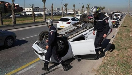 Accidents de la circulation : 4 morts et 29 blessés en 48 heures