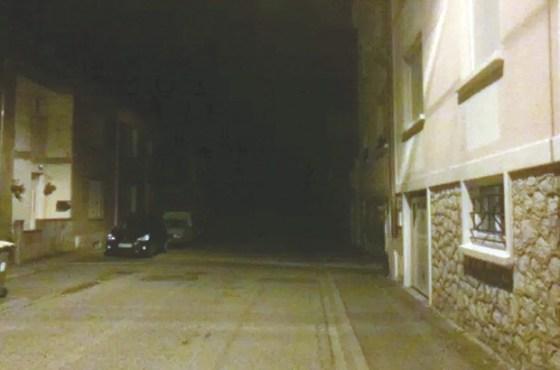 La ville de Sidi Rached sans éclairage public