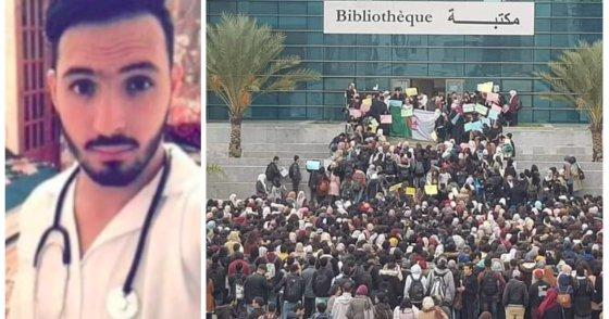 Assassinat d'un étudiant en médecine dans une résidence universitaire à Alger