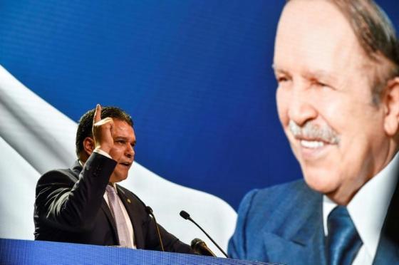 Le FLN, Taj et ANR apportent leurs soutiens à Bouteflika
