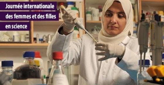 Journée internationale des femmes de la science : L'USTHB sensibilise ses étudiantes à la recherche