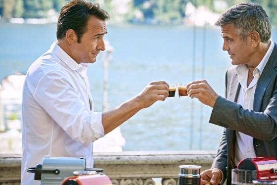 Nespresso: Jean Dujardin donne la réplique à George Clooney