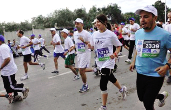 Marathon international d'Alger : «La 1ère édition a été porteuse d'enseignements intéressants»