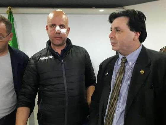 JS Kabylie : Cherif Mellal a déposé plainte contre ses agresseurs