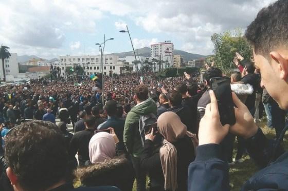 Les étudiants ont marché à Béjaïa