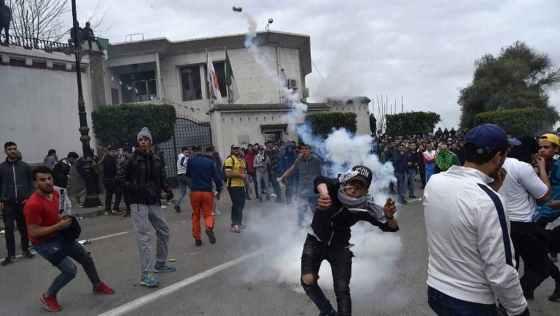 Marches citoyennes : Interpellation de 195  délinquants par la Police à Alger