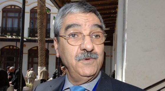 Sadi au sujet de  sa rencontre avec Brahimi  « Je lui ai suggéré le départ de Bouteflika… »