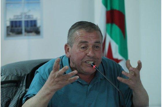 Djamel Zenati : «l'institution militaire, seule partie pouvant négocier avec le peuple»