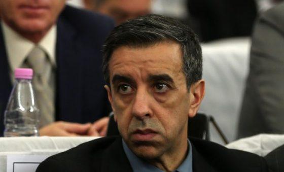 Ali Haddad sur le départ