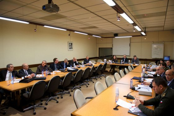 Lutte contre Daech: Des officiers supérieurs algériens à Bruxelles