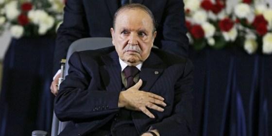 Dernier engagement du président Bouteflika