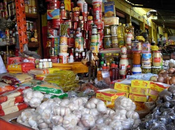 Assouplissement de l'importation de produits alimentaires