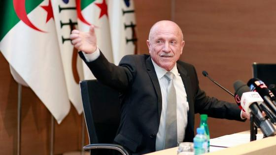 Hamid Melzi, le directeur des résidences d'État, limogé